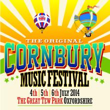 Cornbury Festival Magic